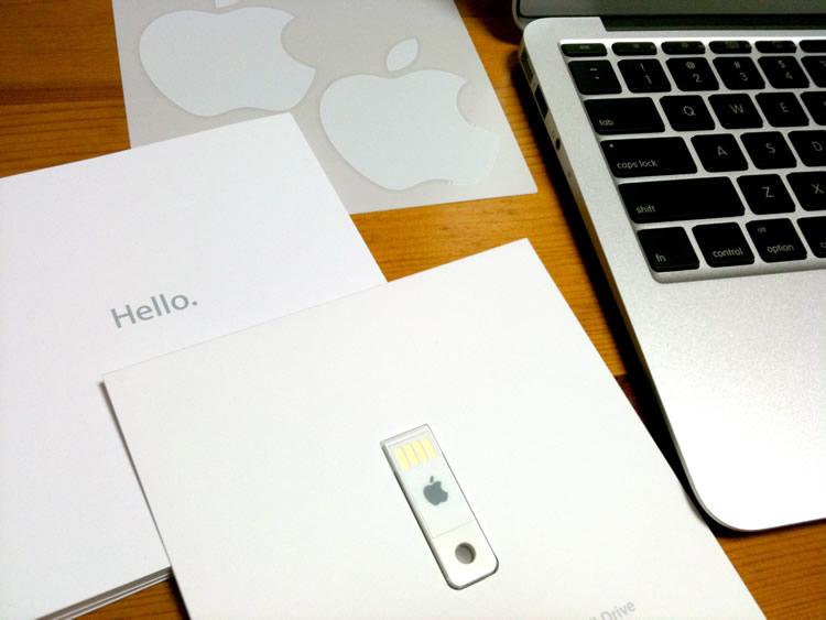 MacBook Air 11インチ 05