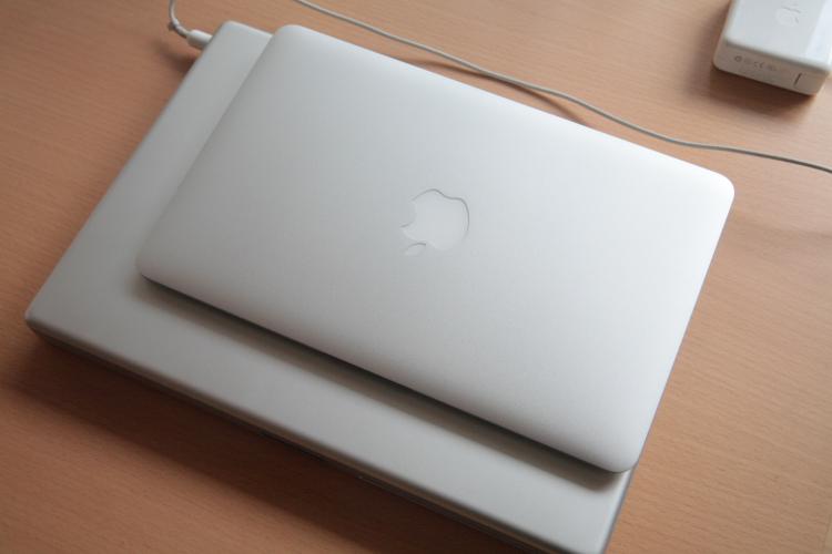 MacBook Air 11インチ 03