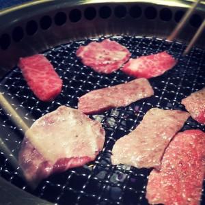 藤増の焼き肉