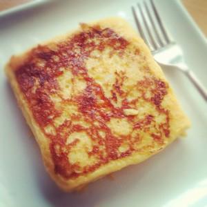 ホテルオークラレシピのフレンチトースト