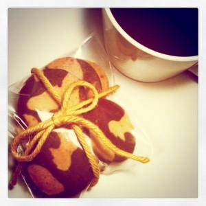 妹のクッキー