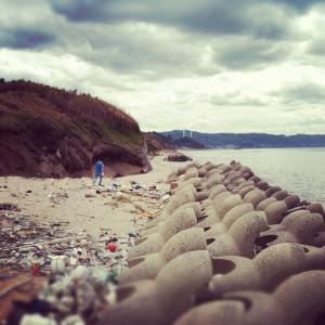 ひっそり海岸