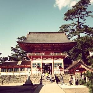 日御碕神社1