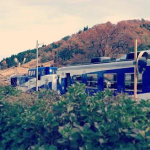 三井野原駅で下車