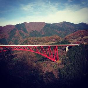 おろちループ橋
