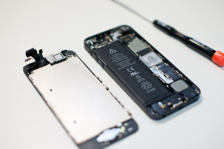 iPhone5開腹