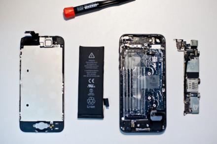 分解iPhone5