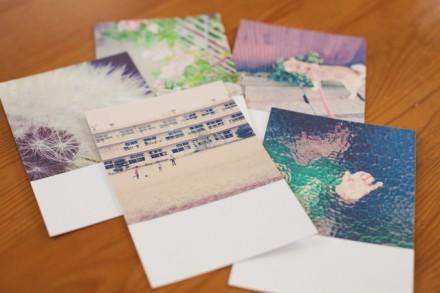 写真ポストカード「ちいさいひかり」