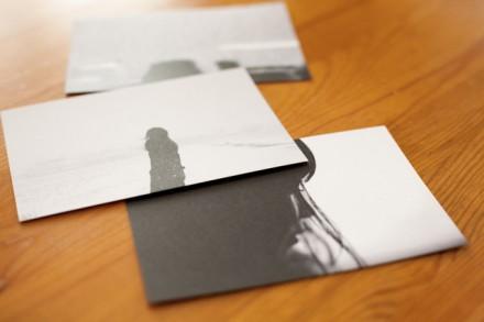 写真ポストカード「ふゆのかけら」